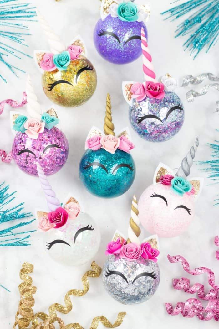 18 Magical DIY Unicorn Crafts