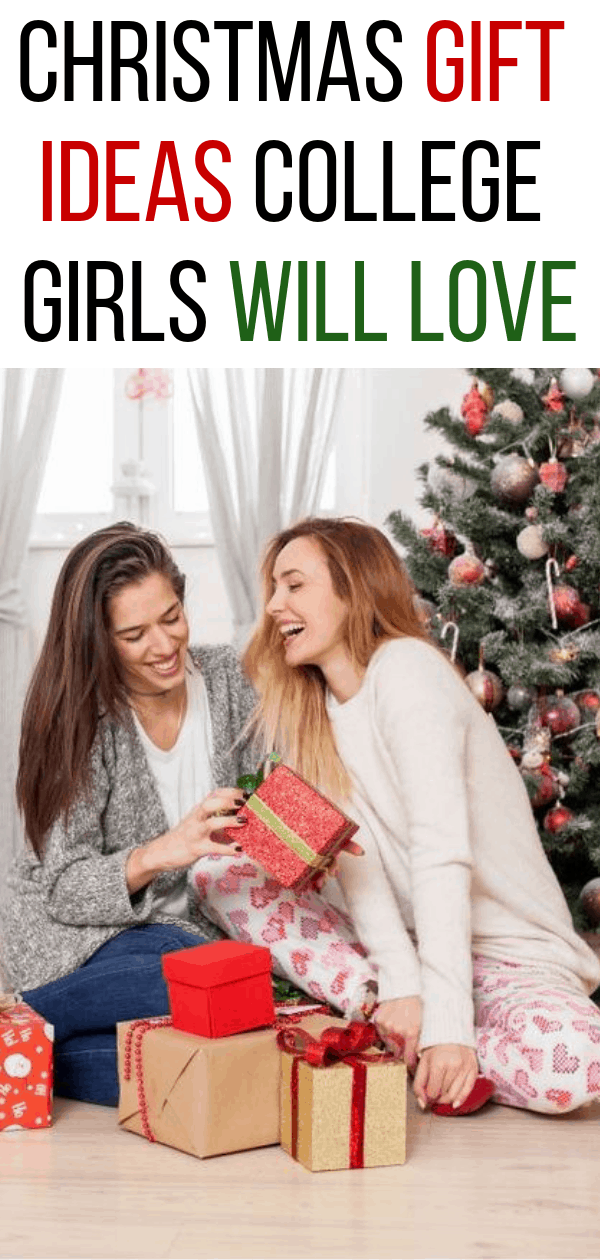 The Best Christmas Gift Ideas for College Girls